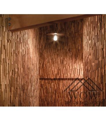 Panelados de madera anticato Solid...