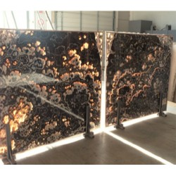 Tao pergola textil y aluminio para exterior modelo berso