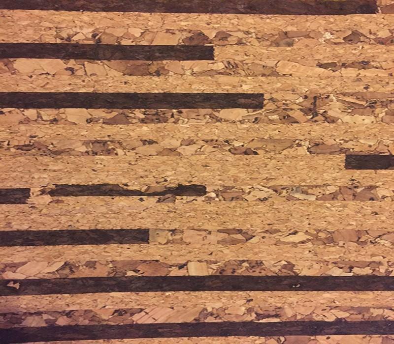 Fitnice Revestimiento Suelo Pared De Poliester Modelo Chroma Bronze - Revestimiento-suelo