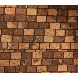 Fitnice revestimientos suelo-pared de poliester modelo crhoma macciato