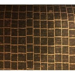 Doca armario-vestidor de madera modelo ebano vintage