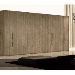 Fiora conjunto mobiliario de baño en resina  modelo vivaldi ondas blanco