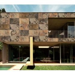 Living Ceramics porcelanico cemento natural ceramico modelo ground tape
