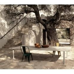 Bongio griferia en acero cromado modelo pure glam lux de  Federico Rossi