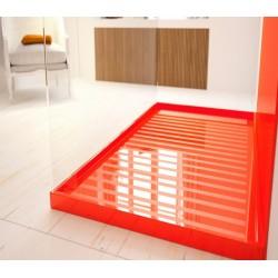 Cea griferia de acero inoxidable modelo milo360 diseñado por Cea design studio