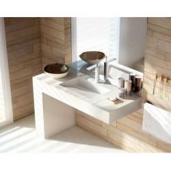 Cea griferia de acero inoxidable modelo up & down diseñado por studio mk27