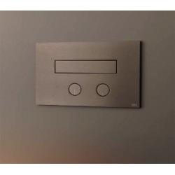 Runtal radiador de agua serie arteplano de runtal design studio cobre decapado Hla 49-180