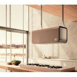 Runtal radiador de agua serie Cosmopolitan de King & Miranda  color ombre naturelle 59 lecorbusier modelo COH 180-50