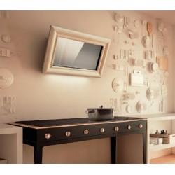 Runtal radiador de agua serie flow form de runtal design studio  color cromado modelo XFFR 200-13