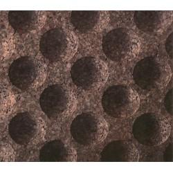 Mesa baja de haya tintada de la firma ondarreta diseñada por Nadia Arratibel de D800mm.