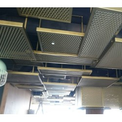 Conjunto paneles metalicos...