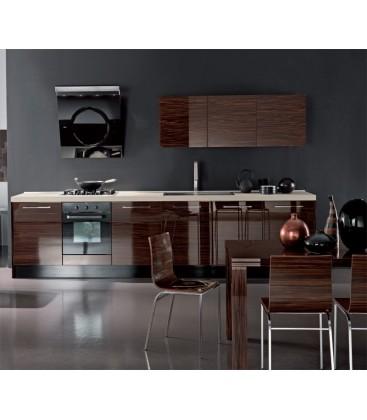 Astra mobiliario de cocina ebano...